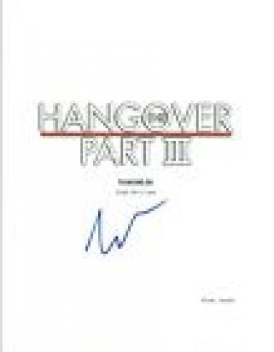 Ken Jeong Signed Autograph THE HANGOVER PART II Full Movie Script COA VD
