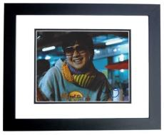Ken Jeong Signed - Autographed THE HANGOVER 8x10 inch Photo BLACK CUSTOM FRAME - Guaranteed to pass PSA or JSA