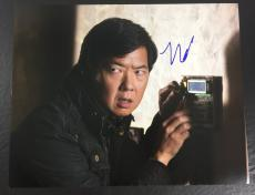 Ken Jeong Signed Autographed The Hangover 'mr. Chow' 11x14 Photo Proof Coa 1