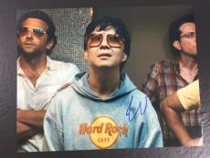 Ken Jeong Signed Autographed The Hangover 'mr. Chow' 11x14 Photo Proof Coa 2