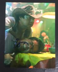 KEN JEONG SIGNED AUTOGRAPHED THE HANGOVER 'MR. CHOW' 8x10 PHOTO WITH PROOF COA 3
