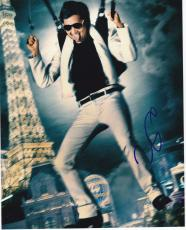 Ken Jeong signed The Hangover movie photo W/Coa Mr Chow #2