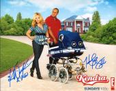 Signed Hank Baskett Photo - Kendra Wilkinson 8x10 PSA DNA