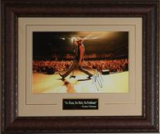 Kenny Chesney Autographed 11x14 Photo Framed