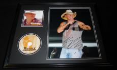 Kenny Chesney Signed Framed 16x20 Road & The Radio CD & Photo Display