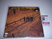 Kenny Rogers Backroads Jsa/coa Signed Lp Record Album