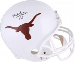 Kenny Vaccaro Texas Longhorns Autographed Replica Helmet