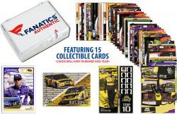 Matt Kenseth Collectible Lot of 15 NASCAR Trading Cards