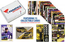 Matt Kenseth Collectible Lot of 15 NASCAR Trading Cards