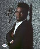 Keo Motsepe Dancing With The Stars Signed 8X10 Photo PSA/DNA #Y96553