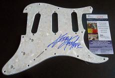 Kerry King Signed Electric Pickguard w/COA Slayer Megadeth Jeff Hanneman