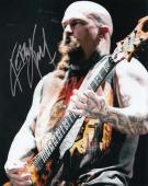 KERRY KING signed (SLAYER) MUSIC 8X10 photo GUITARIST *RAINING BLOOD* W/COA #1