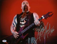 Kerry King - Slayer Signed 11X14 Photo Autographed PSA/DNA #X31235