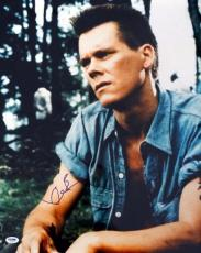 Kevin Bacon Authentic Autographed Signed 16x20 Photo PSA/DNA