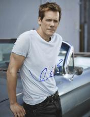 Kevin Bacon Autographed Dirty Dancing Vintage 11x14 Photo PSA #Y67719 UACC RD