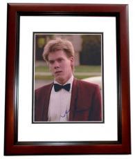 Kevin Bacon Signed - Autographed FOOTLOOSE 8x10 Photo MAHOGANY CUSTOM FRAME