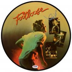 Kevin Bacon Autographed Footloose Album Cover - PSA/DNA COA