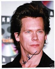 Kevin Bacon autographed Photograph