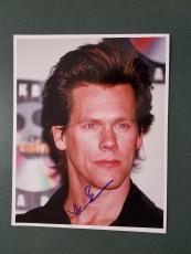 Kevin Bacon autographed Photograph - JSA