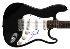 Kevin Bacon Autographed Signed Guitar Dual Certified PSA