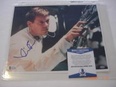 Kevin Bacon Footloose Actor Mead Chaskey/hologram Signed 8x10 Photo