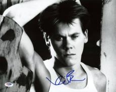 Kevin Bacon Footloose Signed 11X14 Photo Autographed PSA/DNA #U59212