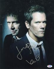 Kevin Bacon James Purefoy SIGNED 11x14 PhotoThe Following PSA/DNA AUTOGRAPHED