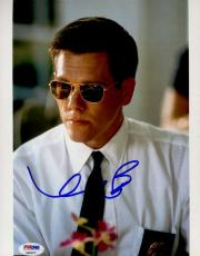 Kevin Bacon Psa/dna Coa Hand Signed 8x10 Photo Authentic Autograph