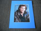 Kevin Bacon Sexy Signed Autographed 8x10 Photo Display PSA Guaranteed