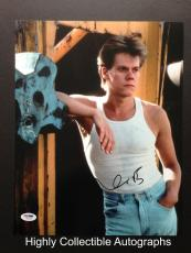 Kevin Bacon Signed 11x14 Photo Autograph Psa Dna Coa Footloose The Following