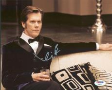 Kevin Bacon Signed 8X10 Photo Autographed PSA/DNA #Y96574
