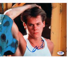 Kevin Bacon signed 8x10 photo PSA/DNA Footloose