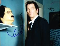 Kevin Bacon Signed 8x10 Photo The Following Ryan Hardy Fox Authentic Proof Coa D