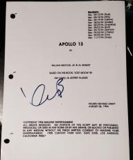 """Kevin Bacon Signed Autograph """"apollo 13"""" Full Rare Movie Script With Coa"""