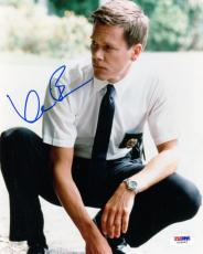 KEVIN BACON SIGNED AUTOGRAPHED 8x10 PHOTO PSA/DNA