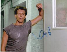 Kevin Bacon signed Footloose movie 8x10 photo w/coa Ren #3