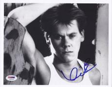 Kevin Bacon Signed 'footloose' Ren 8x10 Photo Autograph Psa/dna Coa