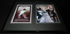 Kevin Bacon Signed Framed 16x20 Photo Display AW Footloose