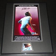 Kevin Bacon Signed Framed 16x20 Photo Poster Display JSA Footloose