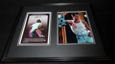 Kevin Bacon Signed Framed 16x20 Photo Set AW Footloose