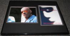 Kevin Bacon Signed Framed Hollow Man 16x20 Photo Set JSA