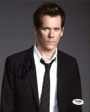 Kevin Bacon The Following Signed 8X10 Photo PSA/DNA #AC45181