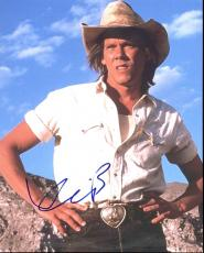Kevin Bacon Tremors Signed 8X10 Photo Autographed BAS #B61872