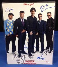 Kevin Connolly Mark Wahlberg Entourage Multi-Signed 11x14 Photo *7 Autos PSA