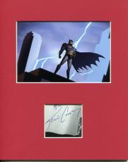 Kevin Conroy Batman The Animated Series Voice Signed Autograph Photo Display