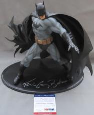 Kevin Conroy Signed KOTOBUKIYA BATMAN ArtFX 11in STATUE Arkham Asylum PSA/DNA