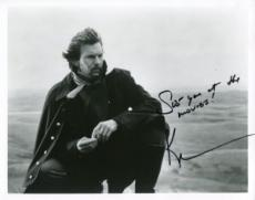 Kevin Costner Autographed 8x10 Photo