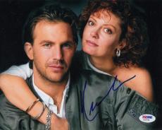 Kevin Costner autographed Bul Durham Crash 8x10 Photo PSA/DNA Y35761