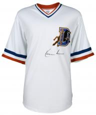 Kevin Costner Autographed Bull Durham Baseball Jersey - Beckett COA