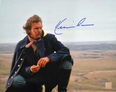 Kevin Costner Autographed Dances With Wolves 11x14 Photo
